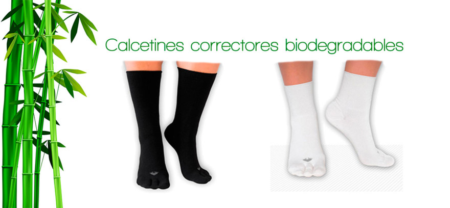 Herbi Feet - Calcetines correctores una solución ecológica