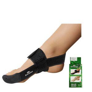 Corrector juanete con tira de velcro Artroben de la casa Herbi Feet