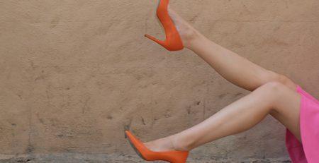 Trucos para evitar que te duelan los pies con tacones