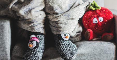 Cuidar los pies en invierno