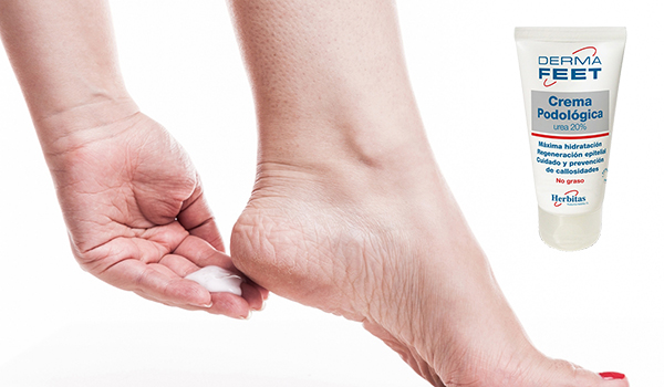 Crema podológica Derma Feet