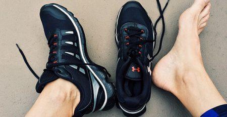 claves para cuidar los pies de un corredor