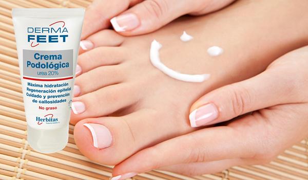 Crema hidratante pies Derma Feet