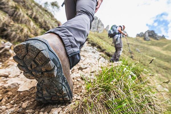 Elegir calzado Camino de Santiago