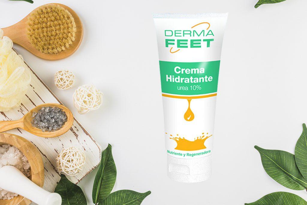 Crema con urea 10% Herbi Feet
