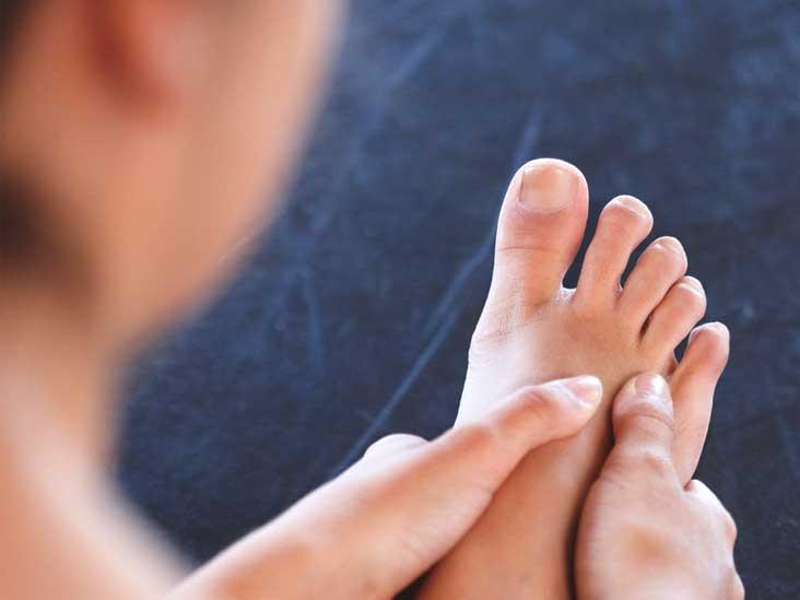 como curar ampollas en el pie